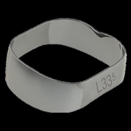 Banda Universal p/ 1º e 2º Molares Inferior Direito/Esquerdo 33,5mm - 40.01.335