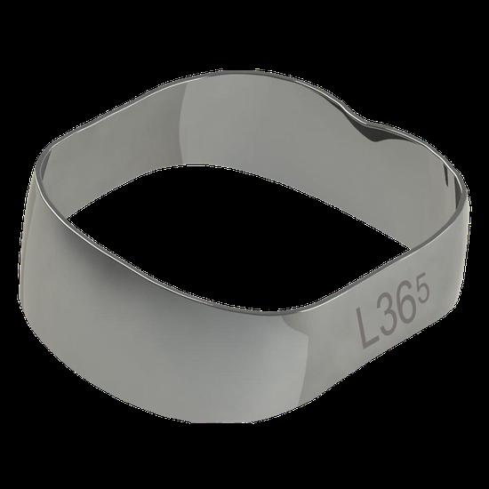 Banda Universal p/ 1º e 2º Molares Inferior Direito/Esquerdo 36,5mm - 40.01.365