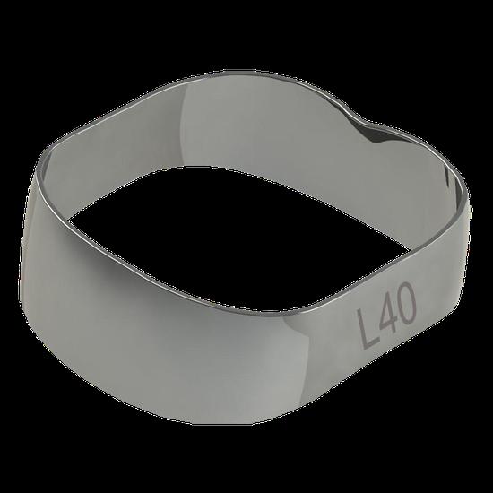 Banda Universal p/ 1º e 2º Molares Inferior Direito/Esquerdo 40,0mm - 40.01.400