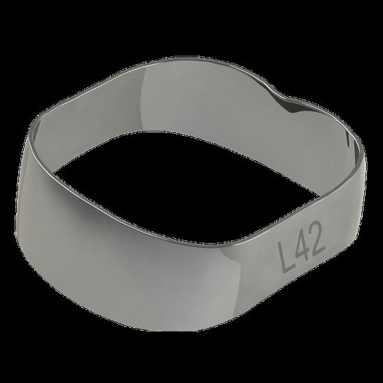 Banda Universal p/ 1º e 2º Molares Inferior Direito/Esquerdo 42,0mm - 40.01.420