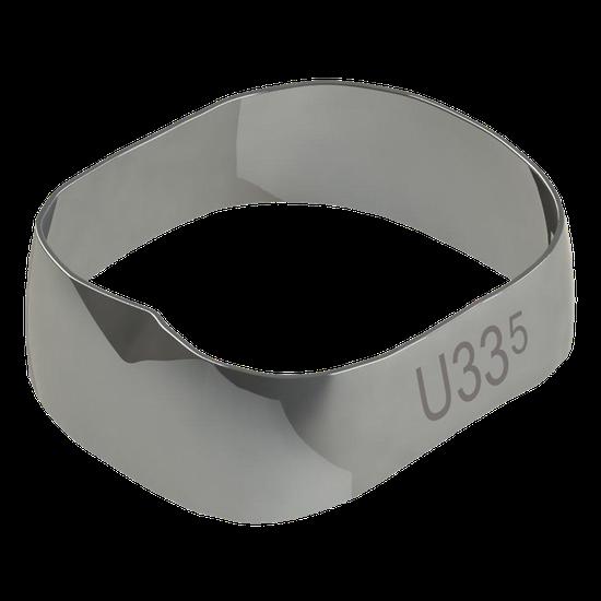Banda Universal p/ 1º e 2º Molares Superior Direito/Esquerdo 35,5mm - 40.02.355