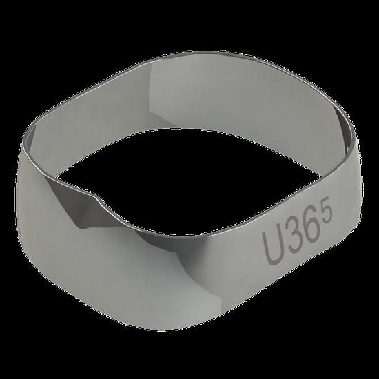 Banda Universal p/ 1º e 2º Molares Superior Direito/Esquerdo 36,5mm - 40.02.365