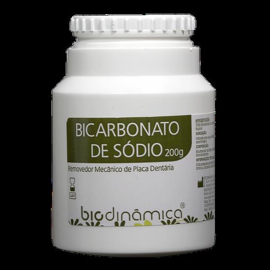 Bicarbonato de Sódio -  200g