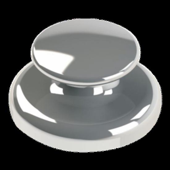 Botão Lingual p/ Colagem Convexo - 30.10.202