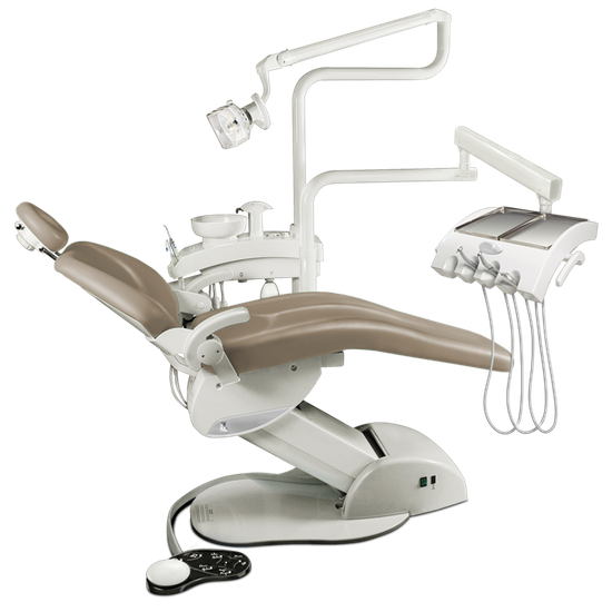 Cadeira Odontológica Unik E4 Linha Raízes