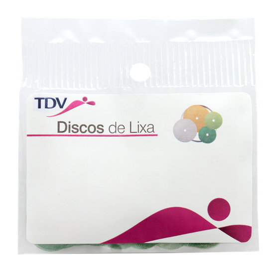 Disco de Lixa Sortido 16 mm