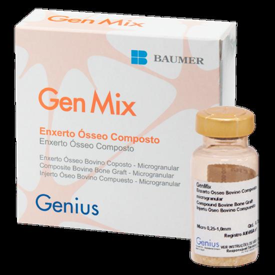 Enxerto Ósseo Gen Mix 0,75