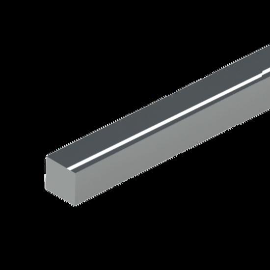 Fio Morest Standard CrNi - Quadrado 0,40mm x 0,40mm (0,016'' x 0,016'') Vareta - 55.02.002