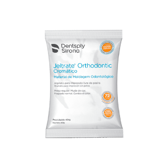 Alginato Jeltrate Orthodontic 454g