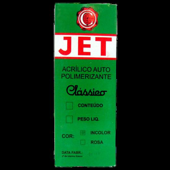 Resina Jet Pó Incolor 1Kg