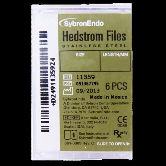 Lima Hedstrom 25mm Sortida - Nº 15/40