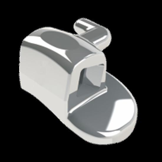 Mini Tubo p/ Colagem 0,022'' - Simples 2º Molar Inferior Direito c/ Gancho No Distal - 20.11.223