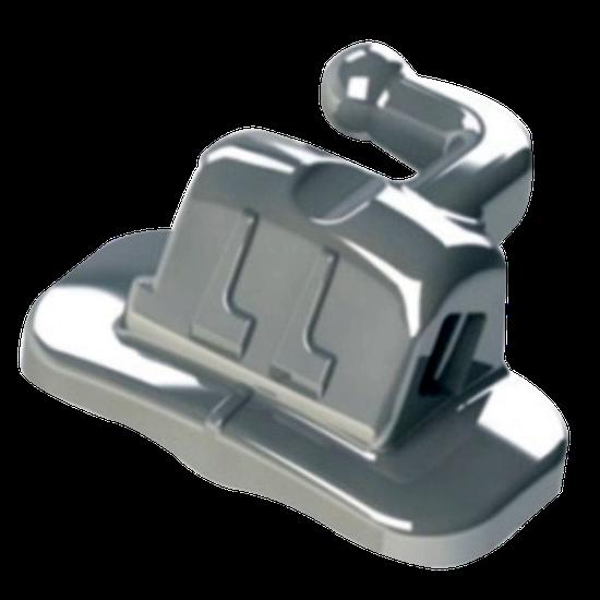 Mini Tubo p/ Colagem 0,022'' - Simples 2º Molar Inferior Esquerdo c/ Gancho No Distal - 20.11.224