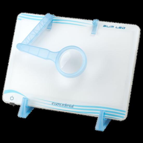 Negatoscópio Slim LED Azul - Bivolt