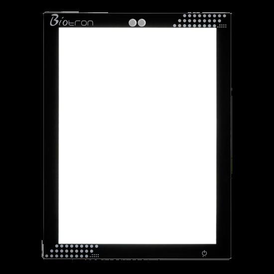 Negatoscópio Ultra Slim LED - Tomográfico - Bivolt - Preto