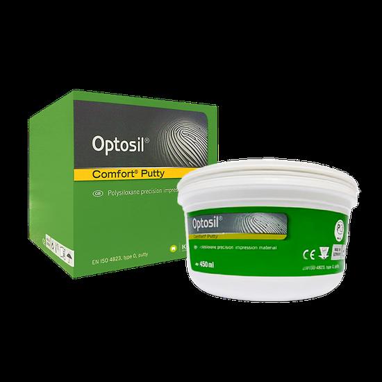 Silicone de Condensação Optosil Comfort Putty 450mL