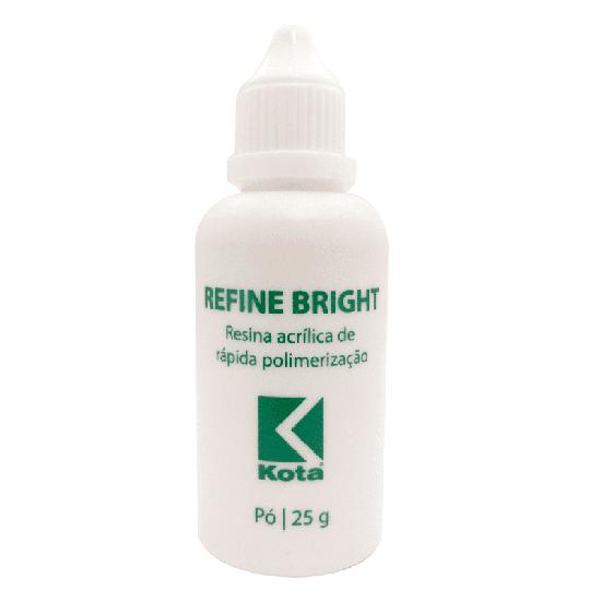 Resina Refine Bright Pó