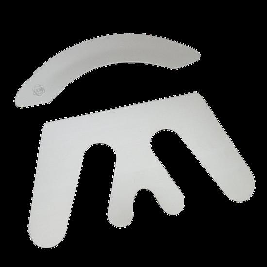 Régua de Fox c/ Arco - Alumínio