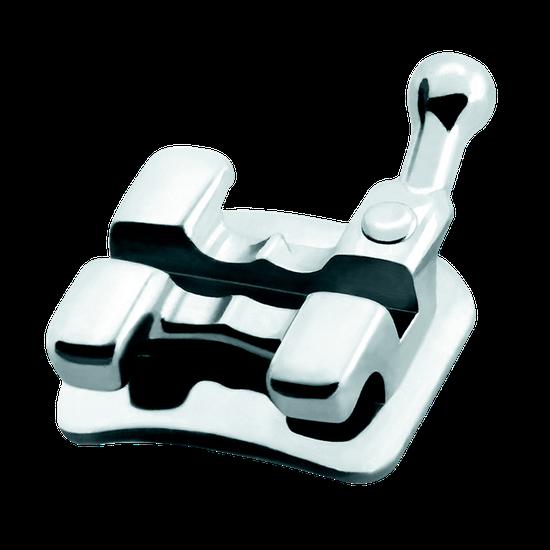 Reposição Agile Roth 0,022'' - U45L-X Pré-Molar Superior Esquerdo c/ Gancho - Dente: 24 e 25