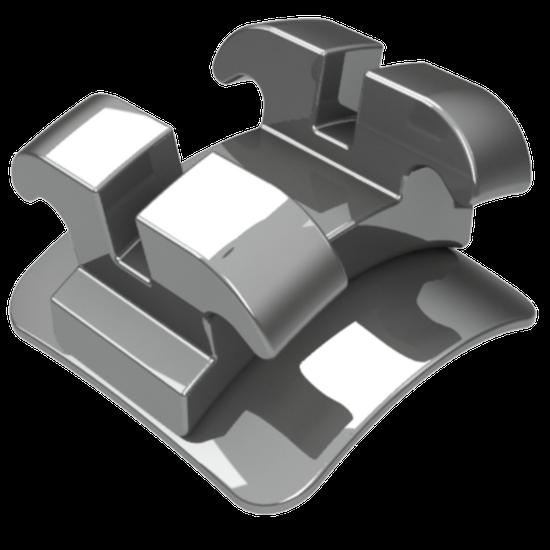 Bráquete Metálico Edgewise/Ricketts 0,022''- Reposição