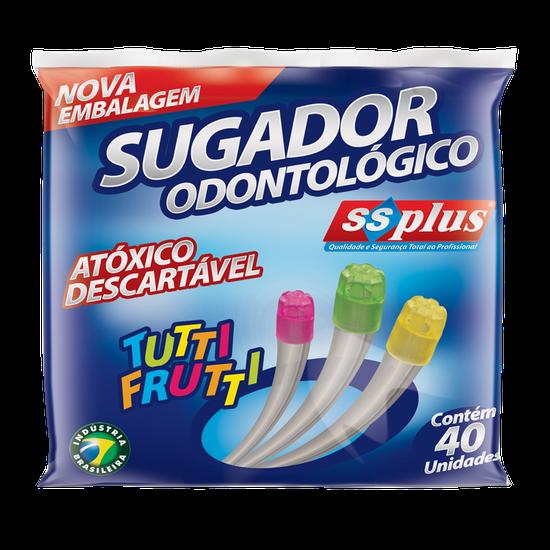 Sugador Odontológico