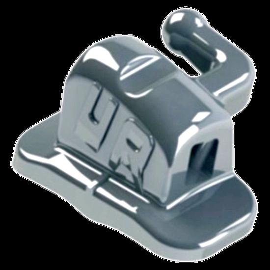 Tubo p/ Colagem Roth 0,018'' - Simples 1/2º Molar Superior Direito c/ Gancho No Distal - 20.11.111