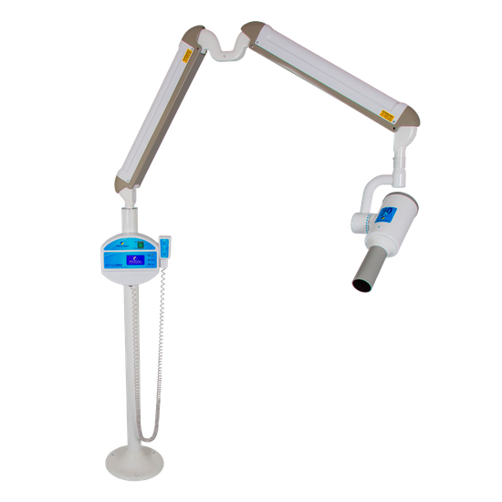 Raio X Ion 70x Digital Fixo Piso Plus - 110/220V