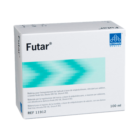 Registro Oclusal Futar Normal Pack