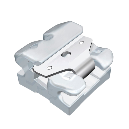 Bráquete Cerâmico Autoligado Active Clear Roth 0,022'' - Reposição