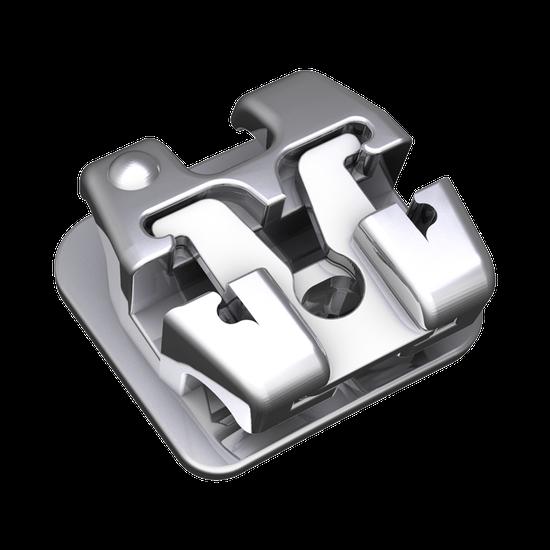 Bráq. Met. Autolig. Easyclip Damon Super 0,022''- Rep. c/ 5 unid.