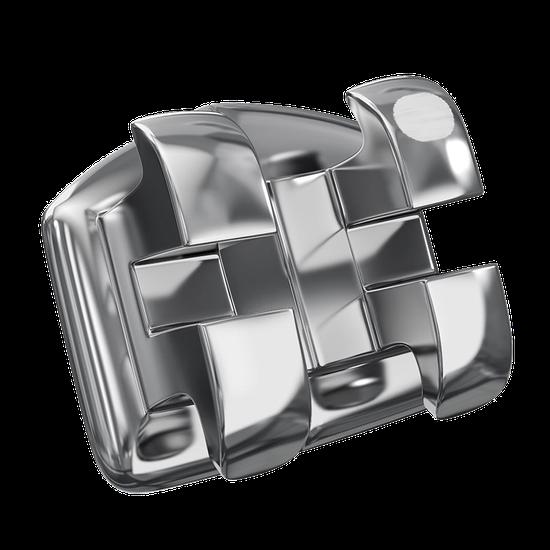 Bráquete Metálico Premium Elite Roth 0,022'' - Reposição