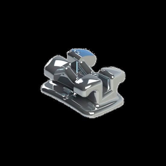 Bráquete Metálico Roth Nano 0,022'' - Reposição