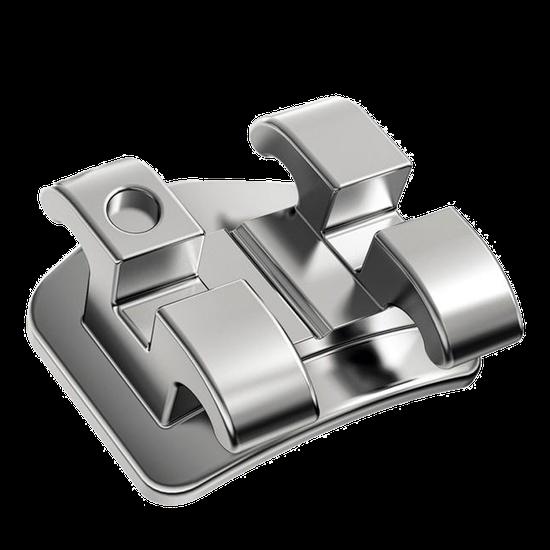 Bráquete Metálico RX MBT 0,022'' - Reposição