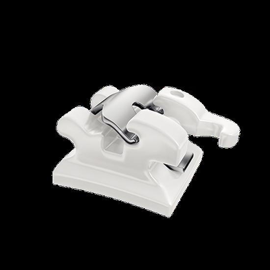 Bráquete Cerâmico Autoligado Tellus Roth 0,022'' - Reposição