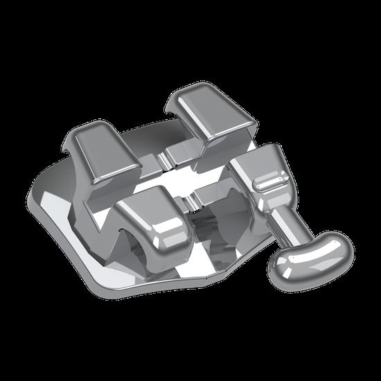 Bráquete Metálico Vector MT Padrão I II 0,022'' - Reposição