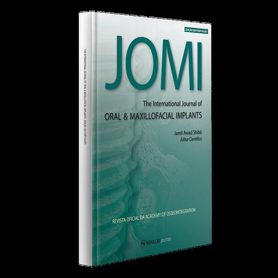 Revista Jomi: The International Journal Of Oral & Maxillofacial Implants 1 2016