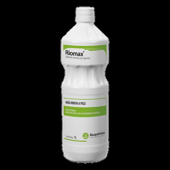Riomax - Sabonete Cremoso (s/ Germicida) 1L