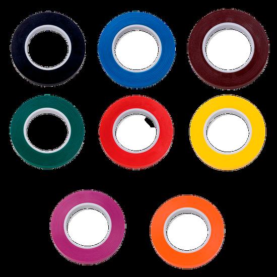 Rolo de Fita Colorida 3,17mm