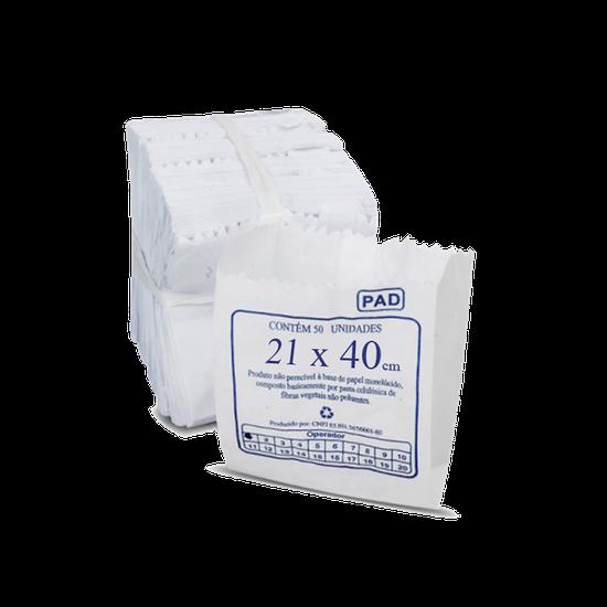 Saco de Papel 21 X 40 Cm