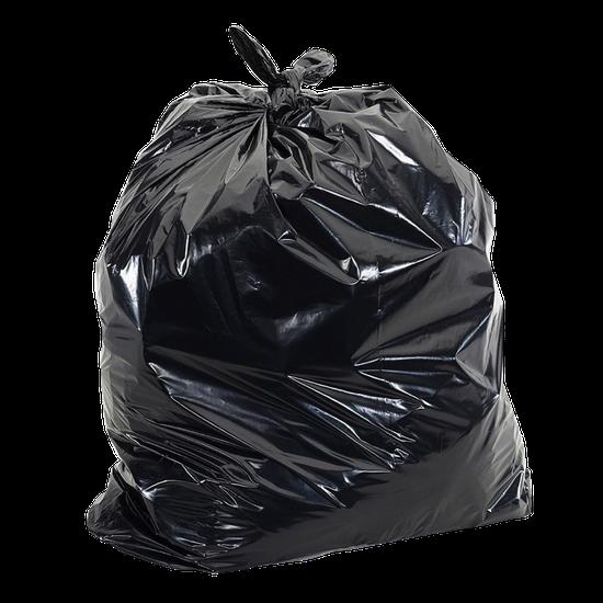 Saco Preto p/ Lixo 60l