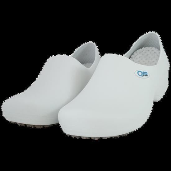 6005bb2f0 Sapato Antiderrapante Feminino Sticky Shoe - Branco - 36 - DENTAL ...