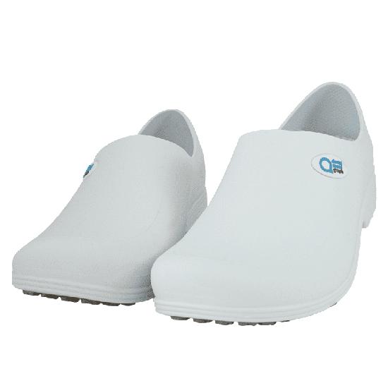 Sapato Antiderrapante Masculino Sticky Shoe - Branco - 43