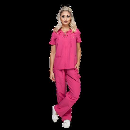 Scrub Angel - Pink