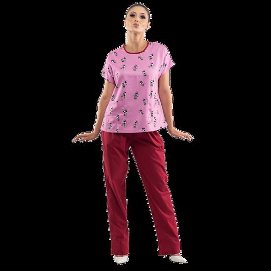 Pijama Cirúrgico Feminino Disney Minnie Mouse - P