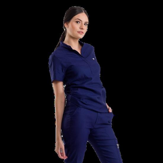 Pijama Cirúrgico Feminino Runway by Ateliê Oral