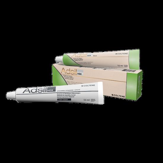 Silicone de Adição Adsil HDX Light Body