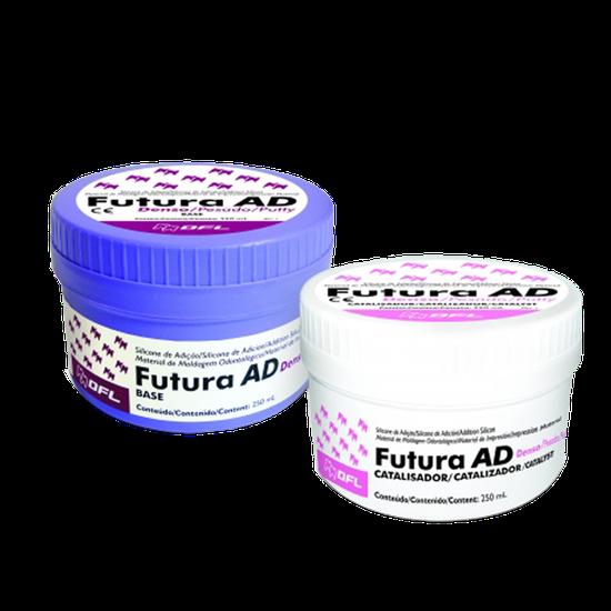 Silicone de Adição Futura Ad Denso (Base + Catalisador)