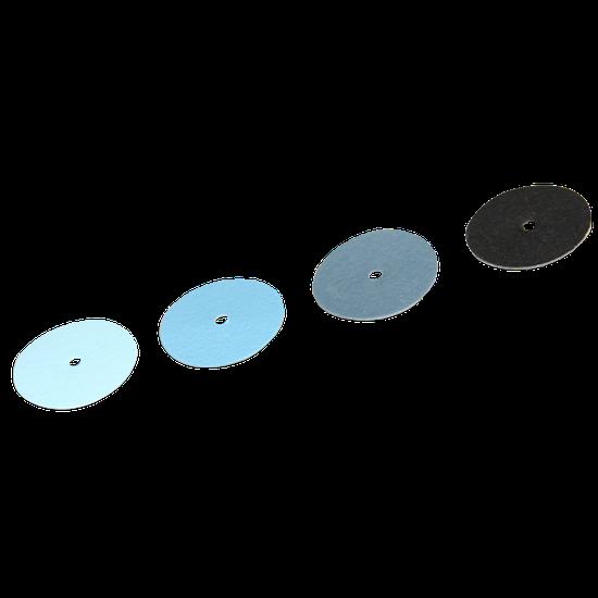 Disco Sof-lex Pop-on 4851F 1/2 30D Azul