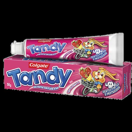 Creme Dental Tandy - Tutti Frutti