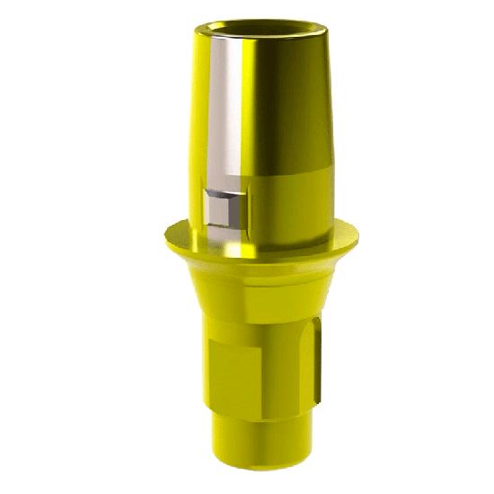 Tibase4 Solid Cm N 1.5Mm P/ Cerec - Compatível C/ Singular, Neodent, Sin (Unittite) - 126.704